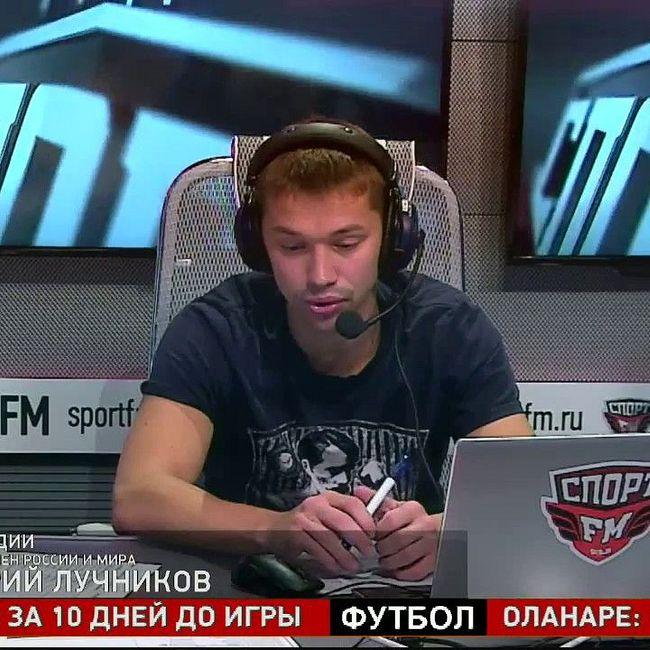 Катмен Дмитрий Лучников в гостях у Двойного удара. 02.04.18