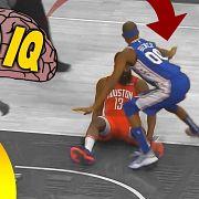 #6 NBA - 20 IQ - Самая тупая защита?