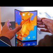Huawei Mate X - КОРОЛЬ MWC 2019 ???? РЕВОЛЮЦИЯ НАЧАЛАСЬ!