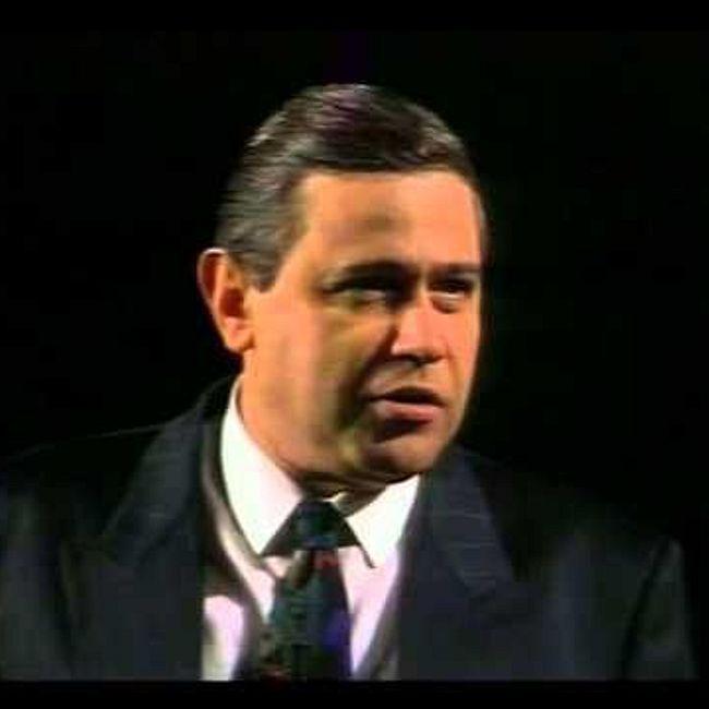 """Е. Петросян - Эстрадный спектакль """"Дураки мы все..."""" (1991) 2 отделение, 2 часть"""