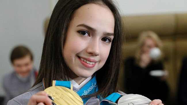 Что запомнилось россиянам на Олимпиаде-2018?