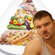 Пищевые вещества и пищевая пирамида
