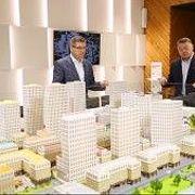 Владимир Пузанков, ГК PREMIER: «Мы только в покупку этой территории вложили 2 миллиарда. Чтобы сделать район красивым и комфортным для жизни, денег нельзя жалеть»