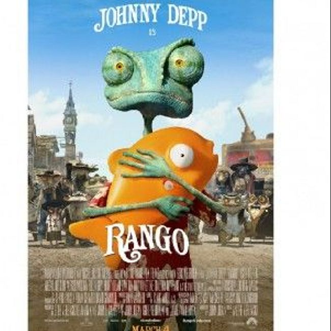 Rango / Ранго (2011)