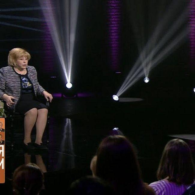 Елена Драпеко. Линия жизни / Телеканал Культура