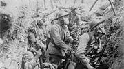 Загадочная туча: куда пропали английские солдаты во время Первой мировой