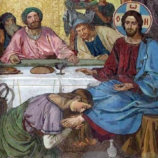 Мф., XXVI, 6-16 (прот. Павел Великанов)