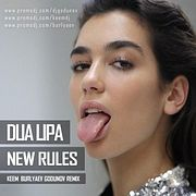 Dua Lipa - New Rules (KEEM & Burlyaev & Godunov Remix)