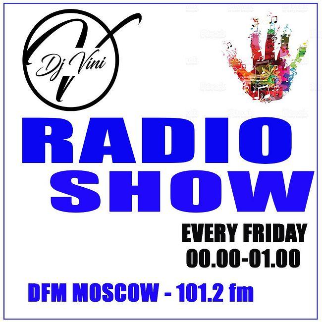 DJ Vini On Dfm 294