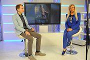 Наталья Гулькина: Готовлюсь играть секретаршу Огурцова в мюзикле по «Карнавальной ночи»