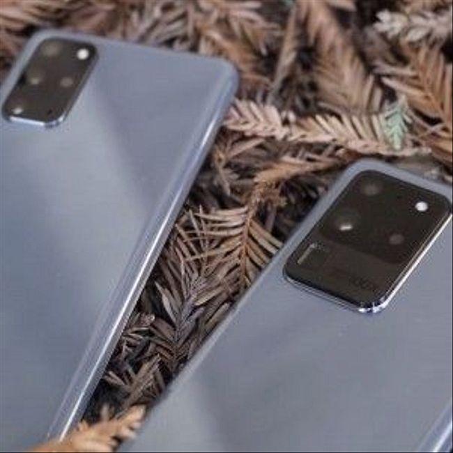 Неслучившееся и новые смартфоны (S20 и Mi 10)