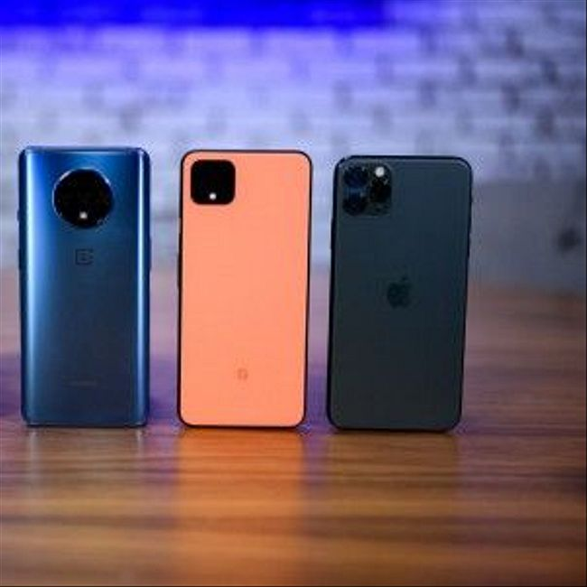 Зоопарк новых смартфонов