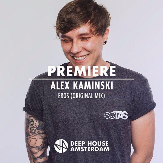 Premiere: Alex Kaminski - Eros (Original Mix)