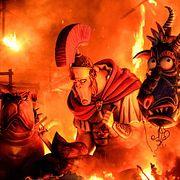 Фальяс – праздник огня в Валенсии
