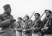 Испания. Репетиция большой войны