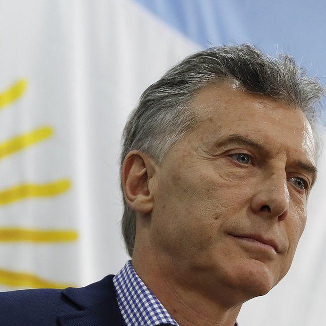 Президент Аргентины отказался ехать на ЧМ в Россию