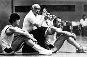 """Николай Дерюгин: """"Сулико Тортлазде был уникальным тренером. Онпервым стал работать индивидуально сигроками идаже ставил всю тренировку под одного баскетболиста"""""""