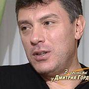 Немцов: Единственный мужчина в украинской политике — Юлия Тимошенко
