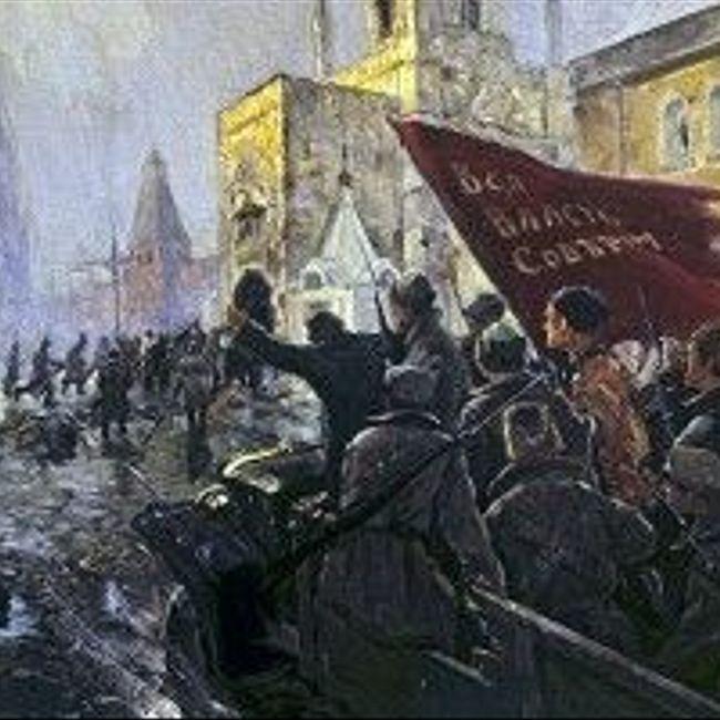 Действительно ли памяти о революции 1917 года нет места в России?