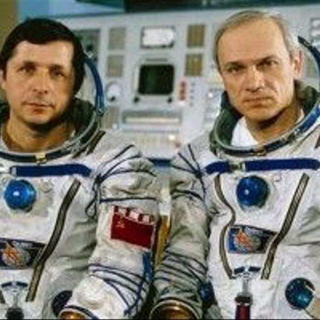 Как на самом деле спасали «Салют-7»