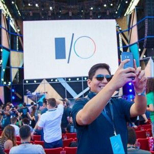 Google i/o и Yet Antorher Conferece