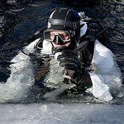 Профессия спасатель-водолаз