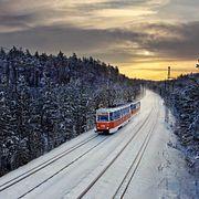 о трамвае Усть-Илимска