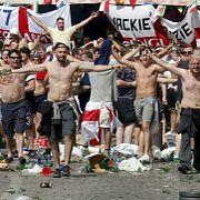 Британских фанатов напугали российскими патриотами