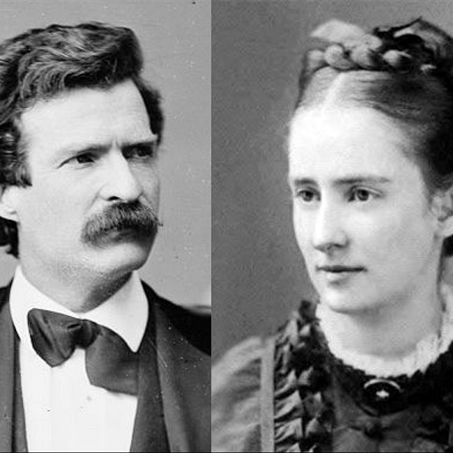 Семейные истории. Марк Твен и Оливия Лэнгдон