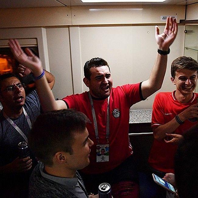 Приключения болельщиков в России: как транспортная система выдержала ЧМ-2018