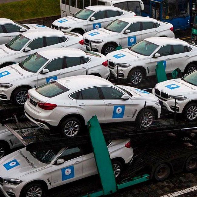 Олимпийцы продают подаренные машины. Почему?