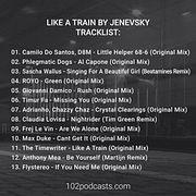 102 Podcast – S4E29 – Like a Train by Jenevsky