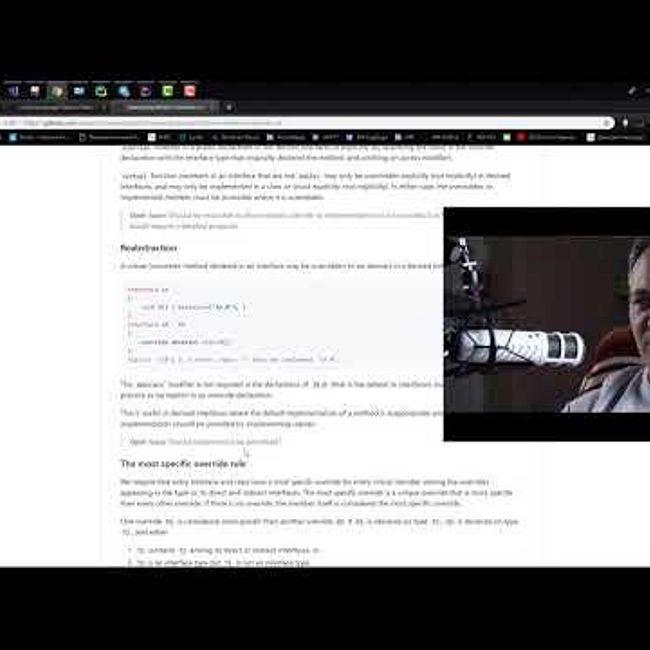 66й подкаст Solo на .NET — C#8