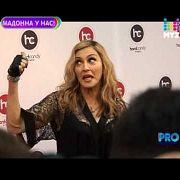Madonna эксклювное интервью в Москве