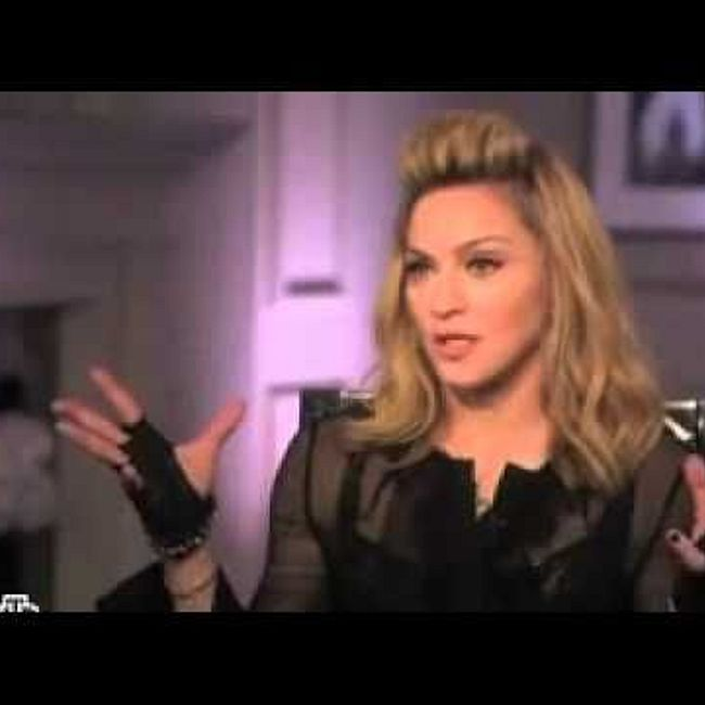 НТВ без купюр. Интервью с Мадонной. 26.07.2012