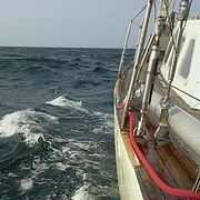 Уйти в море на неделю, а вернуться через месяц