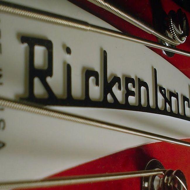 Rickenbacker. Гитары с душой.