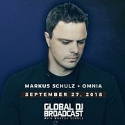 Global DJ Broadcast: Markus Schulz and Omnia (Sep 27 2018)