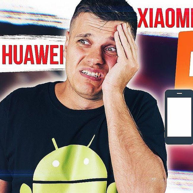 3 НОВЫХ Xiaomi Redmi ???? HUAWEI ТВОРЯТ ДИЧЬ ???? SAMSUNG СПАСУТ СМАРТФОНЫ