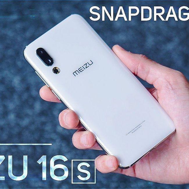 Обзор Meizu 16S с NFC | Отличный смартфон БЕЗ БУДУЩЕГО?