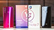 Xiaomi Redmi Note 7 Pro против Redmi Note 7 ???? Как так получилось?