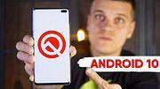 Android 10 Q ПОЛНЫЙ ОБЗОР ???? IOS В ПАНИКЕ!