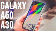 Galaxy A30 и Galaxy A50 ???? Xiaomi под угрозой!