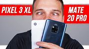 Huawei Mate 20 Pro vs Google Pixel 3 XL. Что-то пошло не так...
