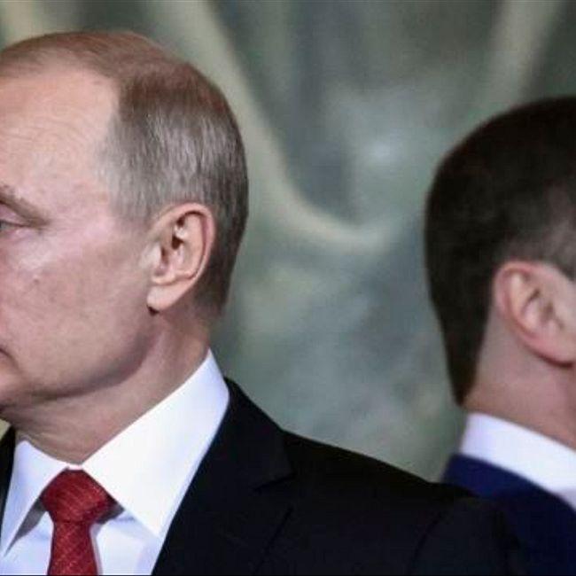 Жесткий курс США по отношению к России