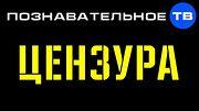 ЦЕНЗУРА на Познавательном ТВ (Артём Войтенков)