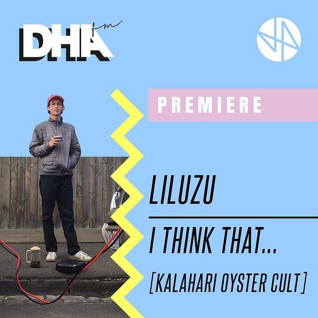 Premiere: Liluzu - I Think That… [Kalahari Oyster Cult]