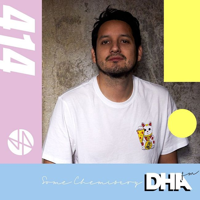 Some Chemistry - DHA Mix #414