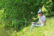 Ведущий программы «Моя рыбалка» Сергей Апрелов: «Счастье - это когда работа нравится»