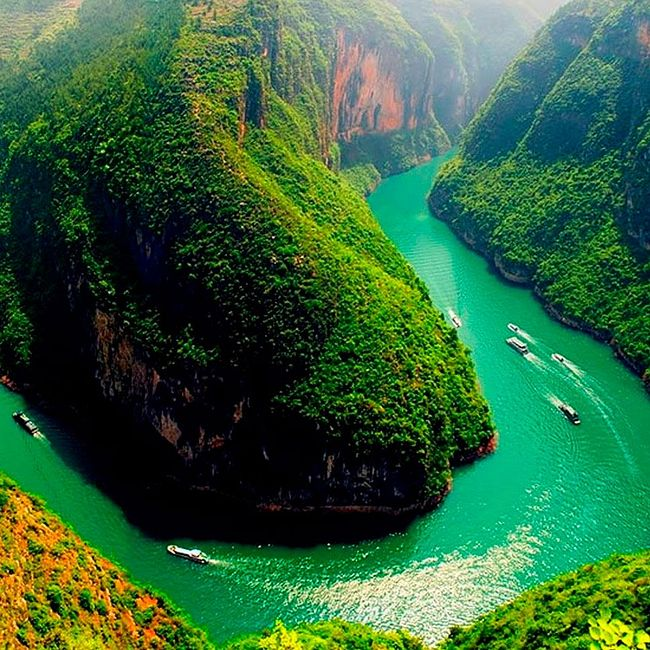 Бразилия. Река Амазонка